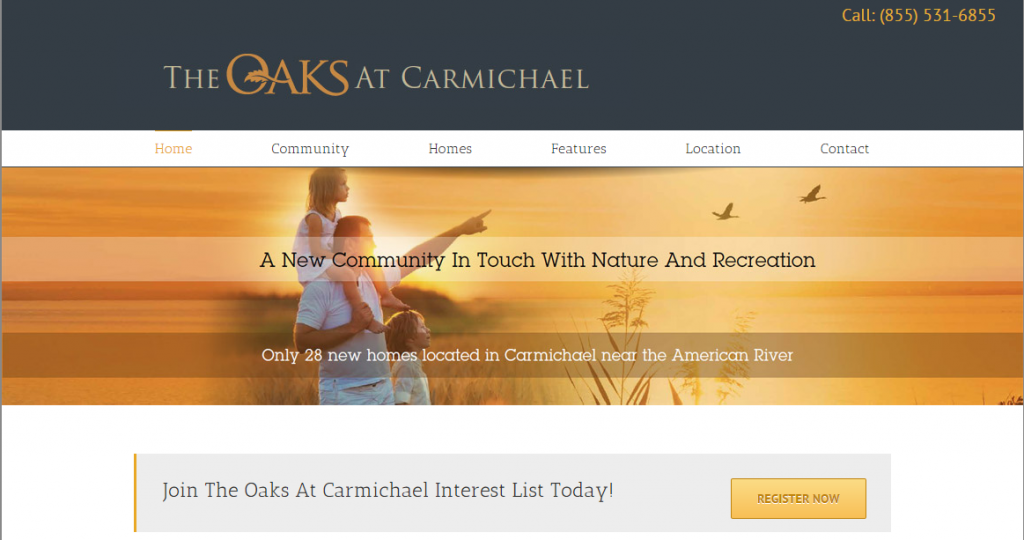 The Oaks at CarMichael 2